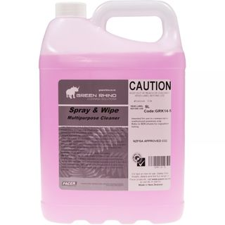 Spray & Wipe Disinfectant - Green Rhino