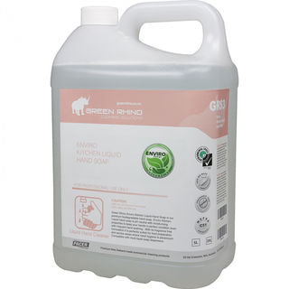 Kitchen Liquid Hand Soap Enviro - Green Rhino
