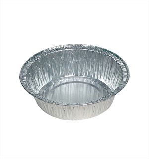 Round Single Serve Foil Pie Dish - Uni-Foil