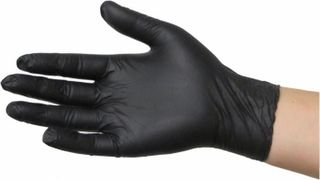 Nitrile PowderFree Gloves - Black Dragon