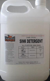 Dishwashing Sink Detergent - 20Ltrs - Natural Choice