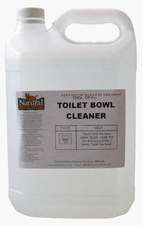 Toilet Bowl Cleaner - 5ltrs - Natural Choice