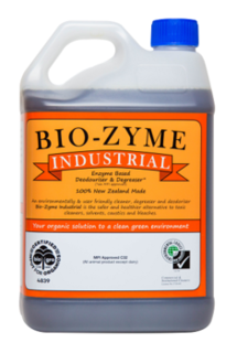 Bio-Zyme Enzyme Based Industrial Degreaser/Deodoriser