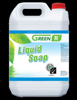 Hand Wash Liquid - Green'R