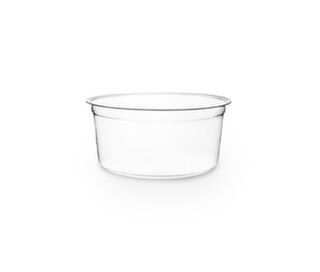 Deli Container Round 12oz Vegware - Pack or Carton