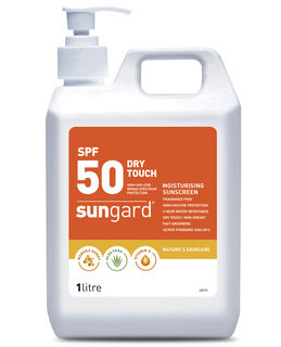 Sunscreen 50+ 1Litre pump - Sungard