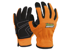 Powermaxx Active Synthetic Mechanics Gloves - Esko