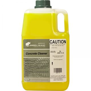 Concrete Cleaner - Green Rhino