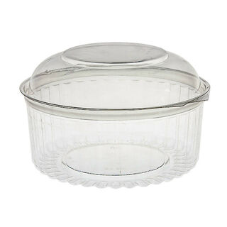 Sho-Bowl 1270ml/48oz Dome Lid - Unipak