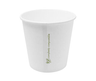 Hot Container White 24oz 770ml - Vegware - Pack or Carton