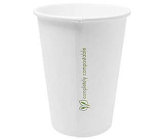 Hot Container White 32oz 960ml - Vegware - Pack or Carton