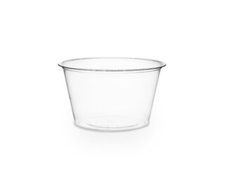 Portion Pot 3oz/88ml PLA - Vegware - Pack or Carton