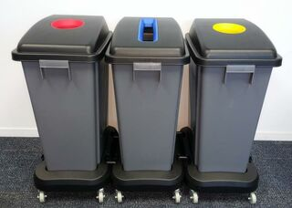 Recycle Bin Set - 3 bins