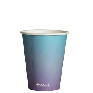Hot Cup PLA Single Wall 8oz Colour Series - Ecoware