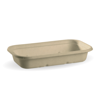 Takeaway Container Base Natural 750ml BioCane - BioPak