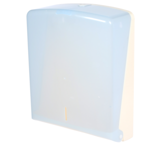 Dispenser for Slimfold Paper Towels Large Transparent - Premier Hygiene