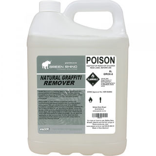 Natural Graffiti Remover - Green Rhino