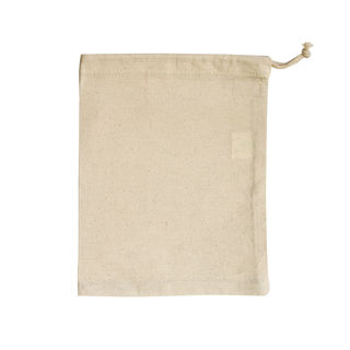 Medium Drawstring Bag Natural - Ecobags