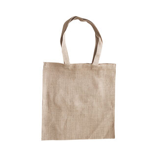 Promotional Unlaminated Natural Bag - Ecobags