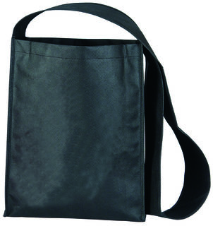 Messenger - Black - Ecobags