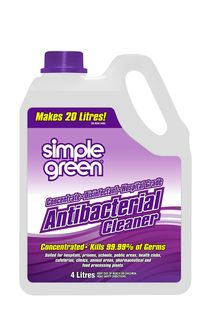 AntiBacterial Hospital Grade Concentrate - Simple Green