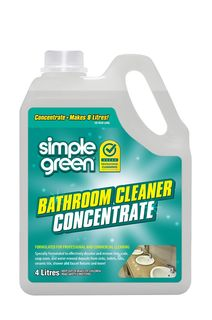 Bathroom and Wet Area Cleaner Concentrate - Simple Green