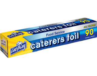 All Purpose Aluminium Caterers Foil 44cm - 90m - Castaway