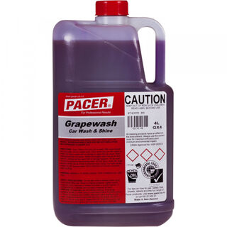 Grape Wash - car wash and shine - Pacer