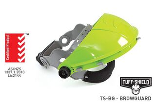 TUFF-SHIELD' Replacement Browguard for TS-BGVC - Esko