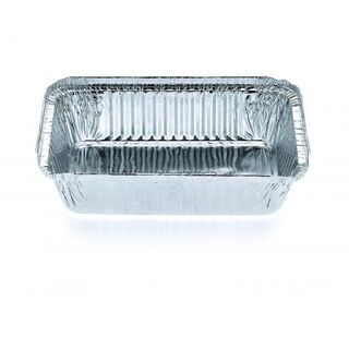 Large Oblong Takeaway Tray (ctn 500) - Confoil