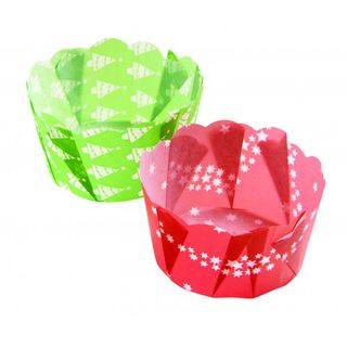 Paper Daisy Cup- Mixed Christmas Pack 75G - Confoil