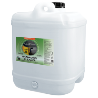 Bathroom Cleaner 20L - Qualchem