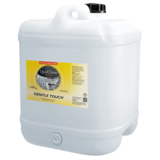 Gentle Touch Dish Liquid 20L - Qualchem