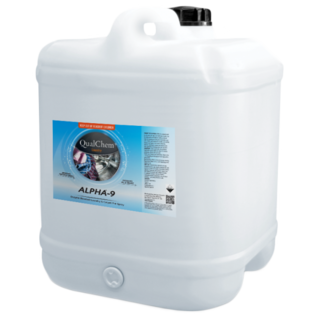 Alpha-9 - Enzyme Boosted Laundry Pre-spray 20L - Qualchem