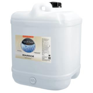 Warrior Sanitising Cleaner Degreaser 20L - Qualchem