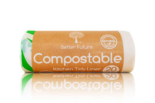 27L Kitchen Liner Compostable 20s- Better Future