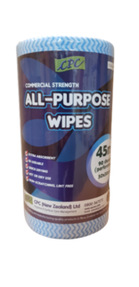 All Purpose Wipes (Blue) - CPC NZ