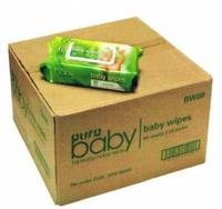 Baby Wipes Wet - PureBaby