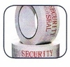 Message Tape - SECURITY SEAL