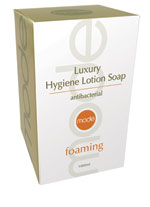 Luxury Hygiene Lotion Foaming Antibacterial - Mode Hand Care
