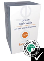 Luxury Moisturising Body Wash Foaming - Mode Hand Care