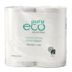 Toilet Paper 1ply 850sh - Pure Eco