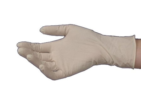 Latex Powdered Gloves - HandPlus