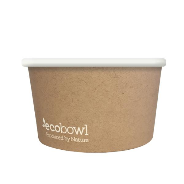 12oz Ecobowl - Soup/Icecream - Ecoware