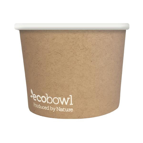 16oz Ecobowl - Soup/Icecream - Ecoware