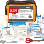 First Aid Kit 54 piece Small Workplace - Esko