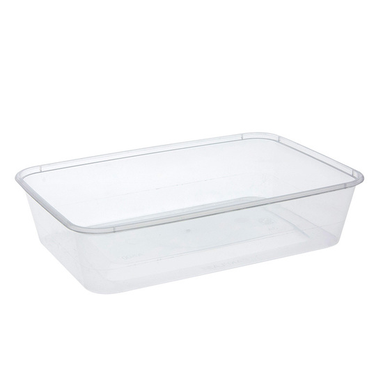 Rectangle Container 500ml/20oz PP - Uni-Chef