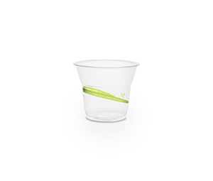 Cold Cup PLA Slim 5oz 150ml - Vegware