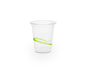 Cold Cup PLA Slim 7oz 220ml - Vegware