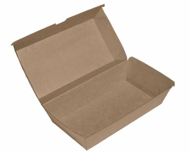 Kraft Snack Box Large - Ecoware